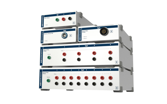 Bio Amplifiers | EEG & ECG Amplifiers, Biosignal Processing