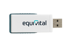 Equivital Bluetooth Dongle with LabChart Device Enabler