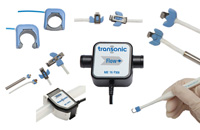Transonic Flowprobes and Flowsensors