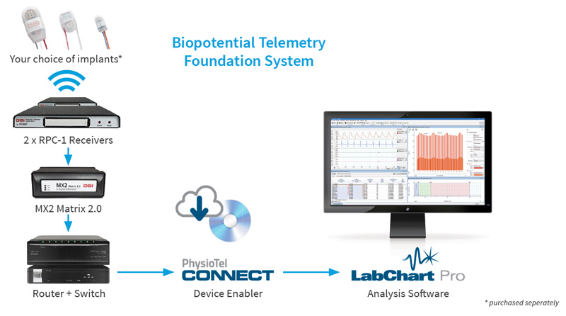 BioPotential Foundation System