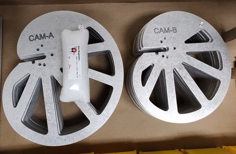 cam discs | Kahanu open source ventilator
