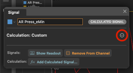 The button (in the signal properties popup) for editing a calculated signal's calculation