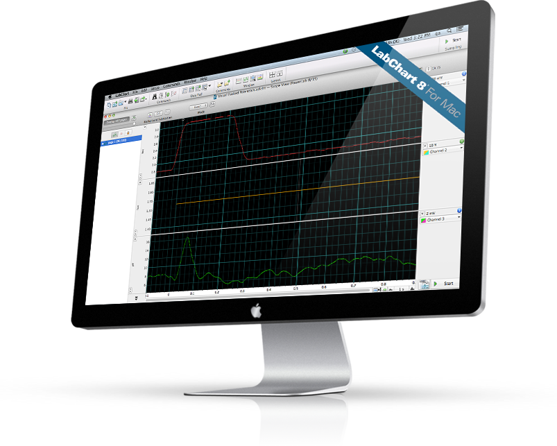 LabChart 8 for Mac