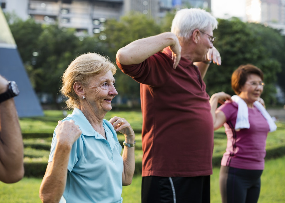Seniors exercise prevent alzheimer's